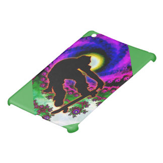 Tropical Hurricane Eye with Skateboarder Case For The iPad Mini