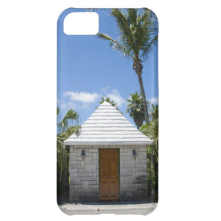 Tropical Hut Cover For iPhone 5C