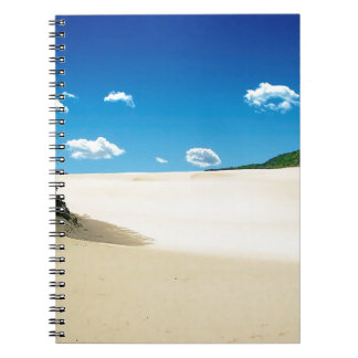 Tropical In The Dunes Notebooks
