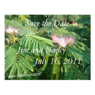 Tropical Invitación-cualquier ocasión-personalizar Tarjeta Postal
