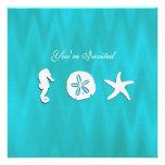 Tropical, invitación temática de la ducha del boda