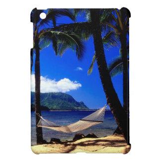 Tropical Island Afternoon Nap Kauai Hawaii iPad Mini Cases