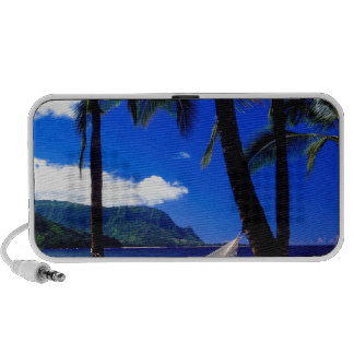 Tropical Island Afternoon Nap Kauai Hawaii Mp3 Speakers