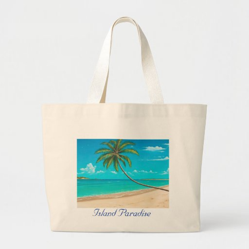 Tropical Island Bag