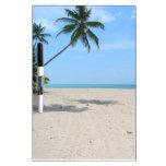 Tropical Island Beach Wipe-Off Board Dry-Erase Whiteboards