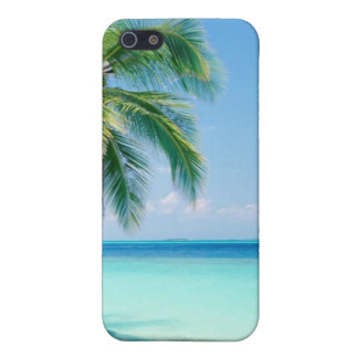 Tropical Island Case For iPhone SE/5/5s