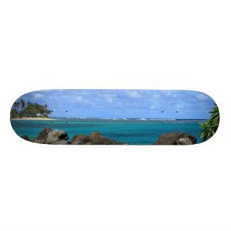 Tropical Island Escape Board