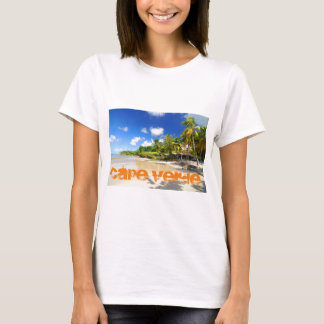 Tropical island in Cape Verde T-Shirt