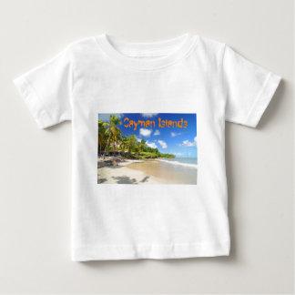 Tropical island in Cayman Islands Baby T-Shirt