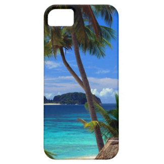 Tropical Island in the Philippines iPhone SE/5/5s Case