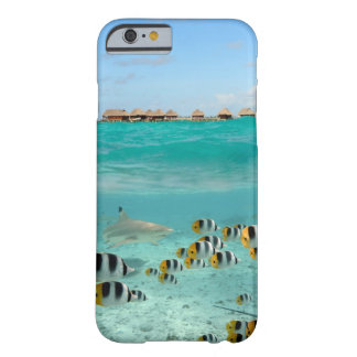 Tropical island iPhone 6 case