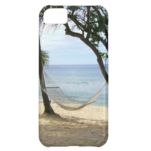 Tropical Island Ocean Beach Destiny iPhone 5C Cases