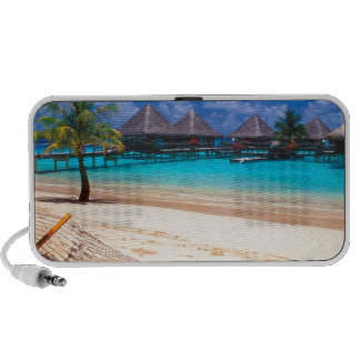 Tropical Island Of French Polynesia Travelling Speakers