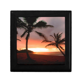 Tropical Island Palms Dominican Republic Gift Boxes