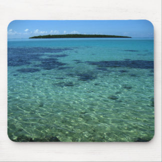 Tropical Island Paradise Mousepad