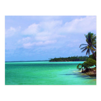 Tropical Island Post Cards