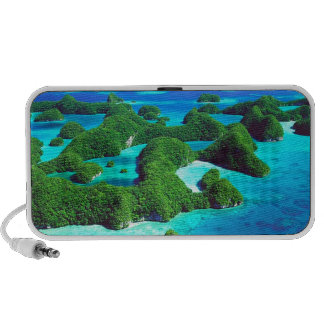 Tropical Island Republic Palau Mp3 Speakers