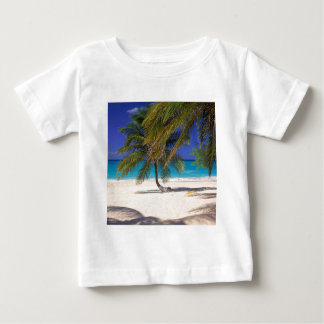 Tropical Island Seven Mile Grand Cayman Baby T-Shirt