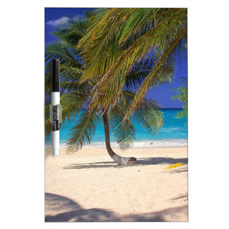 Tropical Island Seven Mile Grand Cayman Dry-Erase Boards
