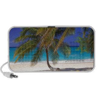 Tropical Island Seven Mile Grand Cayman iPhone Speaker