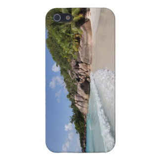 Tropical Island, Seychelles, Indian Ocean Cover For iPhone SE/5/5s