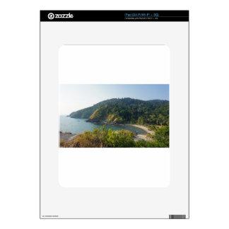 tropical island skins for iPad