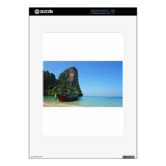 tropical island skins for the iPad