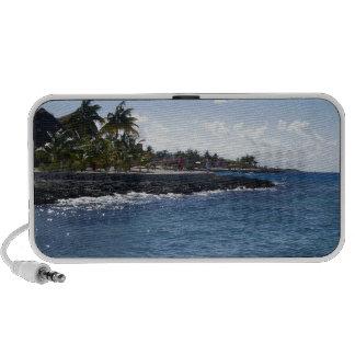 Tropical Island Mini Speakers