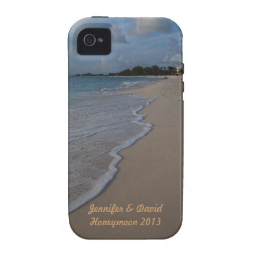 Tropical Island Sunny Beach iPhone 4/4S Covers