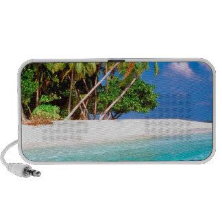 Tropical Island Trade Winds Maldive Notebook Speakers