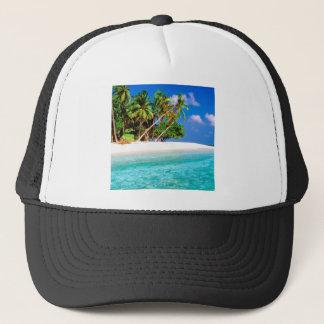 Tropical Island Trade Winds Maldive Trucker Hat