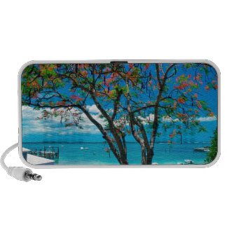 Tropical Island Tropical Escape Bahamas Portable Speakers