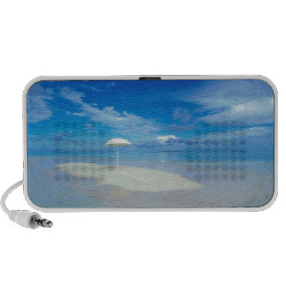 Tropical Island Tropical Oasis Portable Speaker