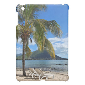 Tropical Island View iPad Mini Covers