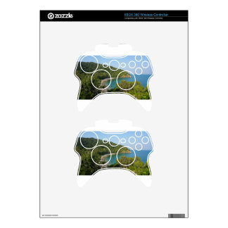 tropical island xbox 360 controller skins