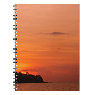 Tropical Islands Notebook
