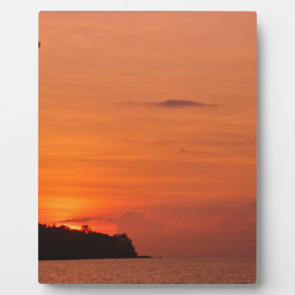 Tropical Islands Photo Plaques