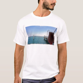 tropical jette and cocktail T-Shirt