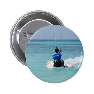 Tropical Kitesurfing Buttons