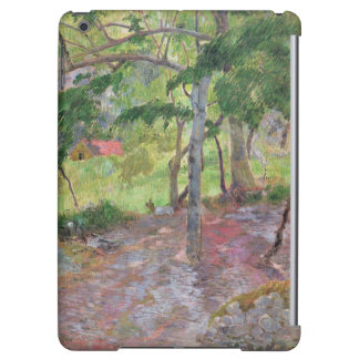 Tropical Landscape, Martinique, 1887 Case For iPad Air
