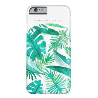Tropical Leaf Case By Megaflora Design
