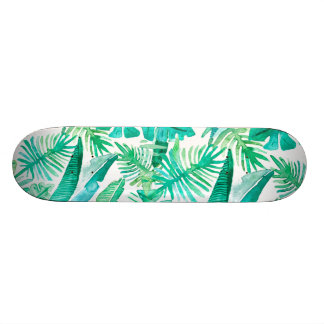Tropical Leaf Deck by Megaflora Design