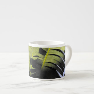 Tropical Leaves Espresso Cup
