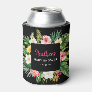 Baby Shower Can Coolers Zazzle