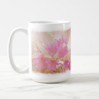 Tropical Lei flower cup Classic White Coffee Mug