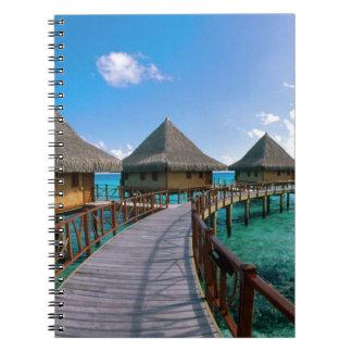 Tropical Libro De Apuntes Con Espiral