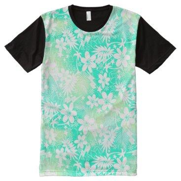 Beach Themed Tropical love All-Over-Print shirt