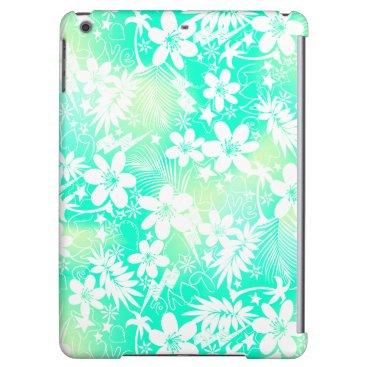 Beach Themed Tropical love case for iPad air