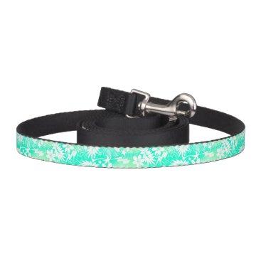 Beach Themed Tropical love pet leash