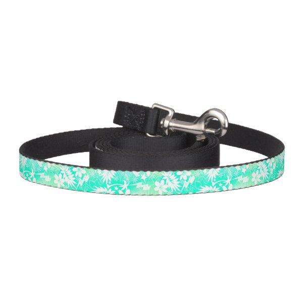 Tropical love pet leash
